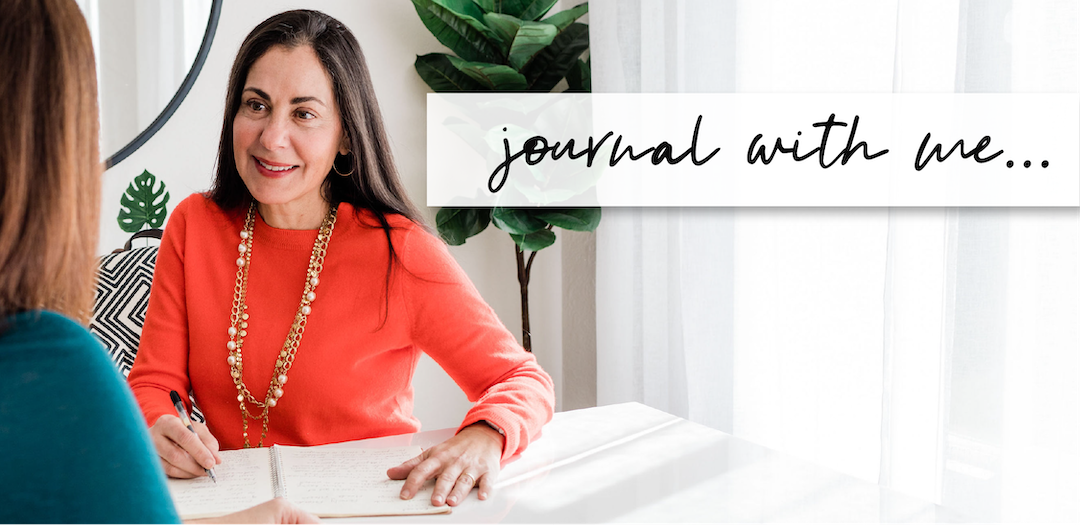 Journal with Me: Write for Yourself
