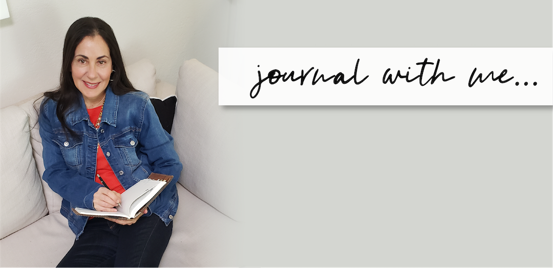 Journal with Me: What Can You Control?